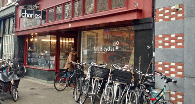 Adabicycles Ervaren fietsenmakers met liefde voor fietsen!